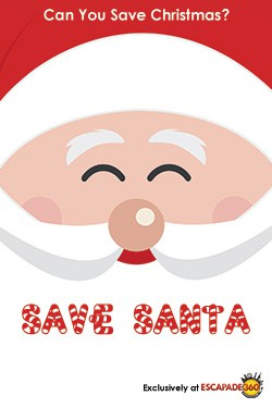 Save Santa at Escapade 360